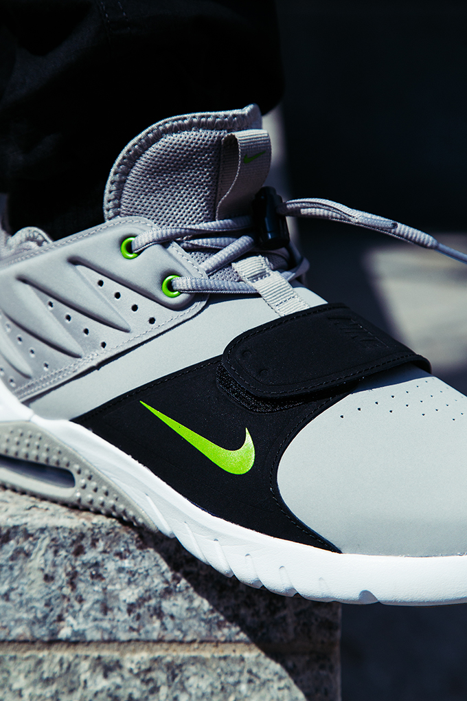 dc9e7de69200 The post Nike Air Max Trainer 1 Chlorophyll  On-Foot Shots appeared first  on The Drop Date.