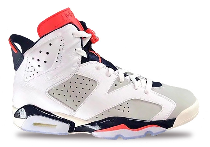 competitive price e0086 c10d3 A First Look at the Nike Air Jordan 6 Tinker Hatfield - The ...