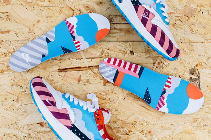 ff165a7d89a A Closer Look at the Nike x Parra Air Max 1 Friends and Family - The ...