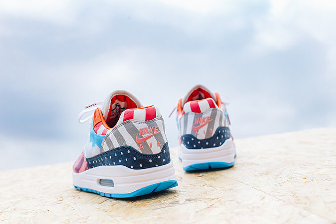 Friends Family Look At Closer 1 The Nike X Max A Air And Parra pqSUVMzG