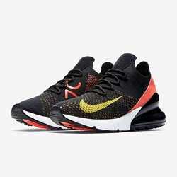 brand new 31774 e224f Scoop up the Nike Air Max 270 Flyknit Crimson Pulse Today ...