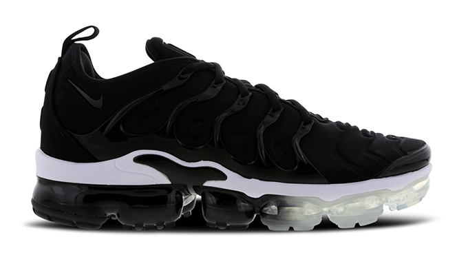 552f701ec9a3 Available Now  Nike Air VaporMax Plus in Black Anthracite White ...