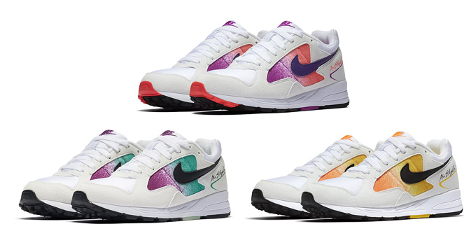 1992 saw the first release of the Nike Air Skylon II – an update and  successor to the original 1990 Air Skylon running shoe. The original Skylon  was the ... 494f455f00ba