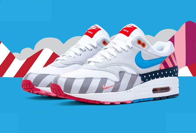 d7410208dcc The Nike x Parra Air Max 1 and Zoom Spiridon Collaboration is Out ...