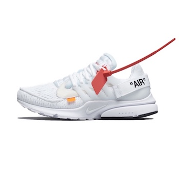 ee46d46a3603 Nike x Off White Air Presto - White - 3 AUG 2018 - The Drop Date