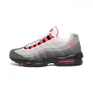 sports shoes 8209c cbc67 Nike Air Max 95 - Solar Red - AVAILABLE NOW - The Drop Date