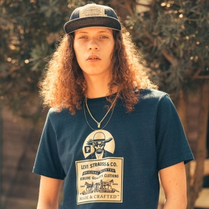 LEVI'S MADE & CRAFTED x POGGY AW18 COLLABORATION