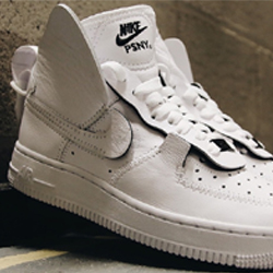 1d34960bd645 Go Back to School with the Nike Air Force 1 High PSNY
