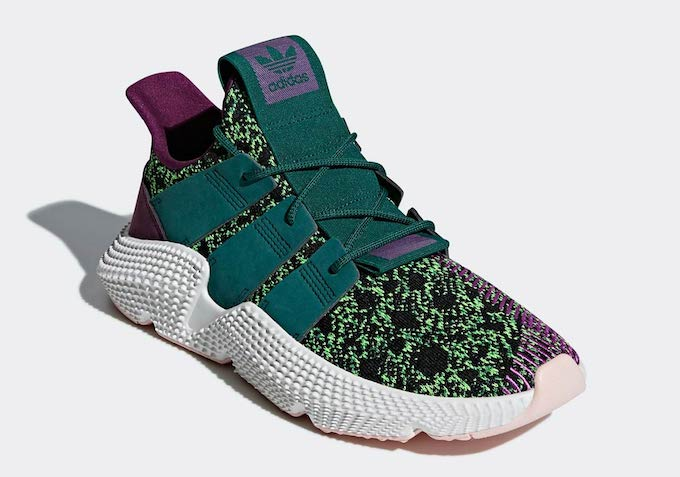 detailed look how to buy exquisite design The adidas x Dragonball Z Prophere has Landed - The Drop Date