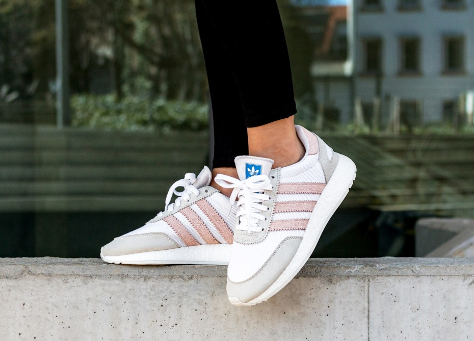 Available Now Adidas I 5923 Ice Pink Amp Solar Red The
