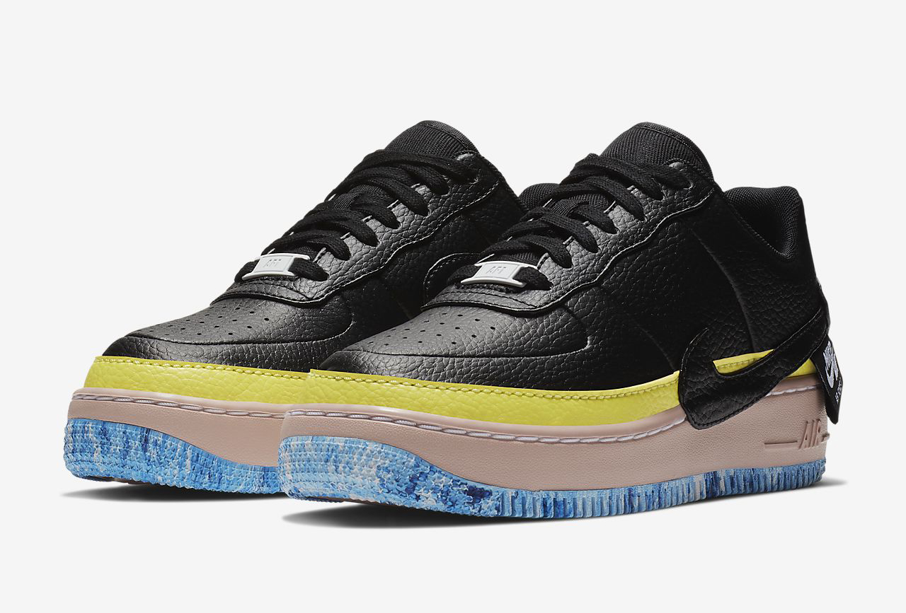 low priced d1e89 bfdc8 Take a Look at the Latest Colour Options on the Nike AF-1 ...