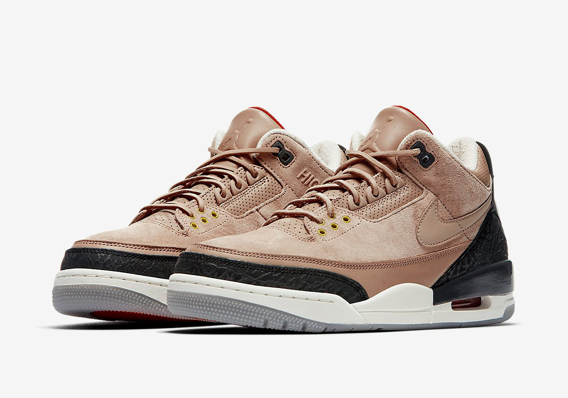 972613eeaac3 Nike officially kicks off the countdown to the release of the NIKE AIR  JORDAN 3 JTH BIO BEIGE.