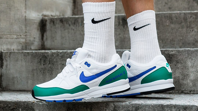 burlarse de Al aire libre Haiku  The Nike Air Span II is Available in a Rainbow Array of Colourways - The  Drop Date