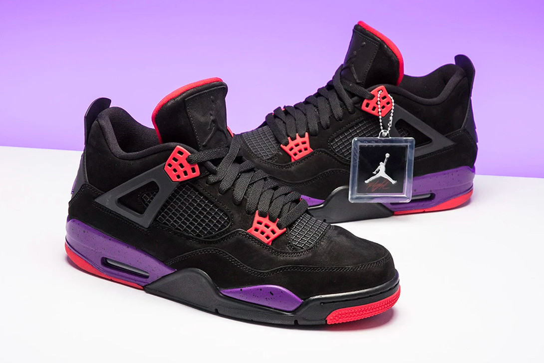 1667694e1acb ... new zealand the highly anticipated nike air jordan 4 raptors finally  gets an official release dateu2026