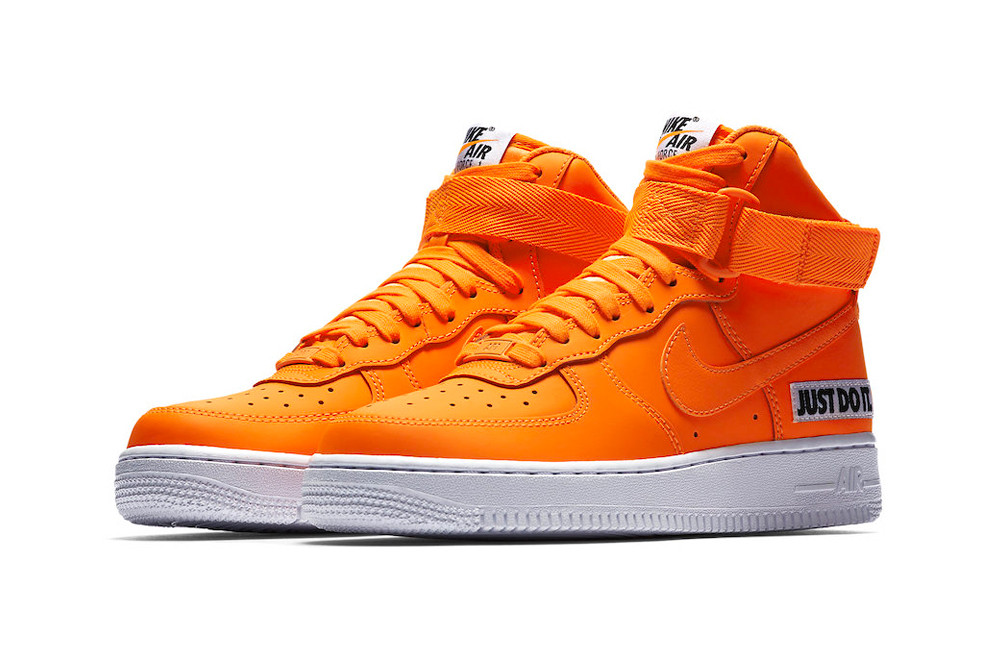 Stand out from the Crowd with the Nike Air Force 1 High ...