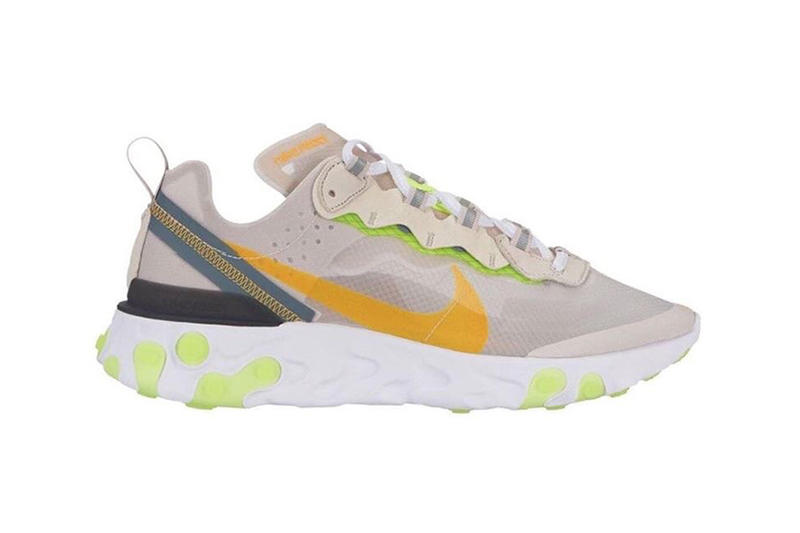 0cca9f5b3976 element 87 2. Nike is here to supply the hype with NIKE REACT ELEMENT 87  NEW COLOURWAYS.