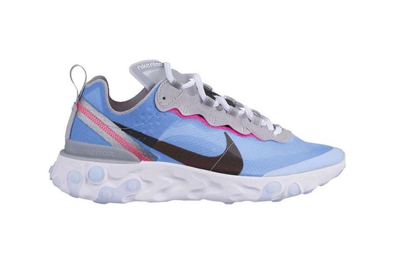 7d07501e08dd The Nike React Element 87 Is Set to Receive Two New Colourways - The ...