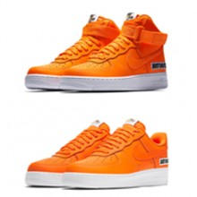 b6d689fc86ef Stand out from the Crowd with the Nike Air Force 1 High   Low Just Do It  Pack