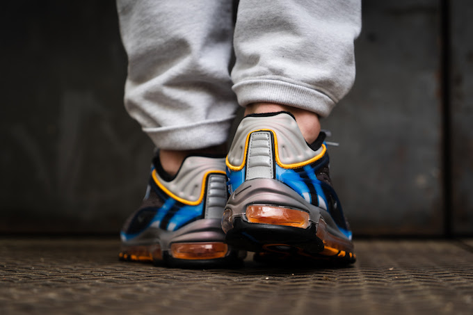 fbbcb50740 Nike Air Max Deluxe Photo Blue: On-Foot Shots by OVERKILL - The Drop ...