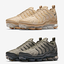 51fbf1f081f Earth Tone Takeover with the Nike Air VaporMax Plus Olive   Beige