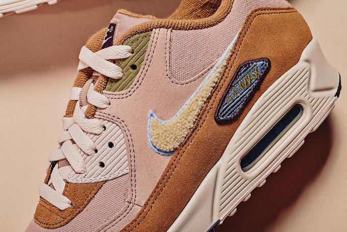 The Nike Air Max 90 Premium SE Muted Bronze Has Bucketloads