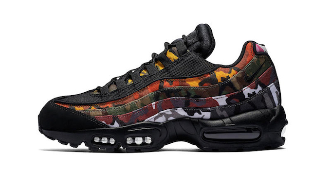 reputable site 908e9 72972 Satisfy Your Greed with the Nike Air Max 95 ERDL - The Drop Date