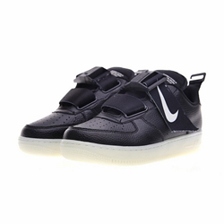 Buckle up with the Nike Air Force 1 KMTR Black b2c777d68