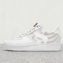 wholesale dealer f3def 5f902 Strong and Sure: The Nike x Serena Williams Air Force 1 Low iD