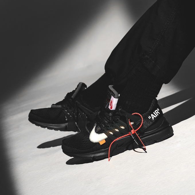 Nike x Off White Air Presto Black: On-Foot by BSTN - The ...