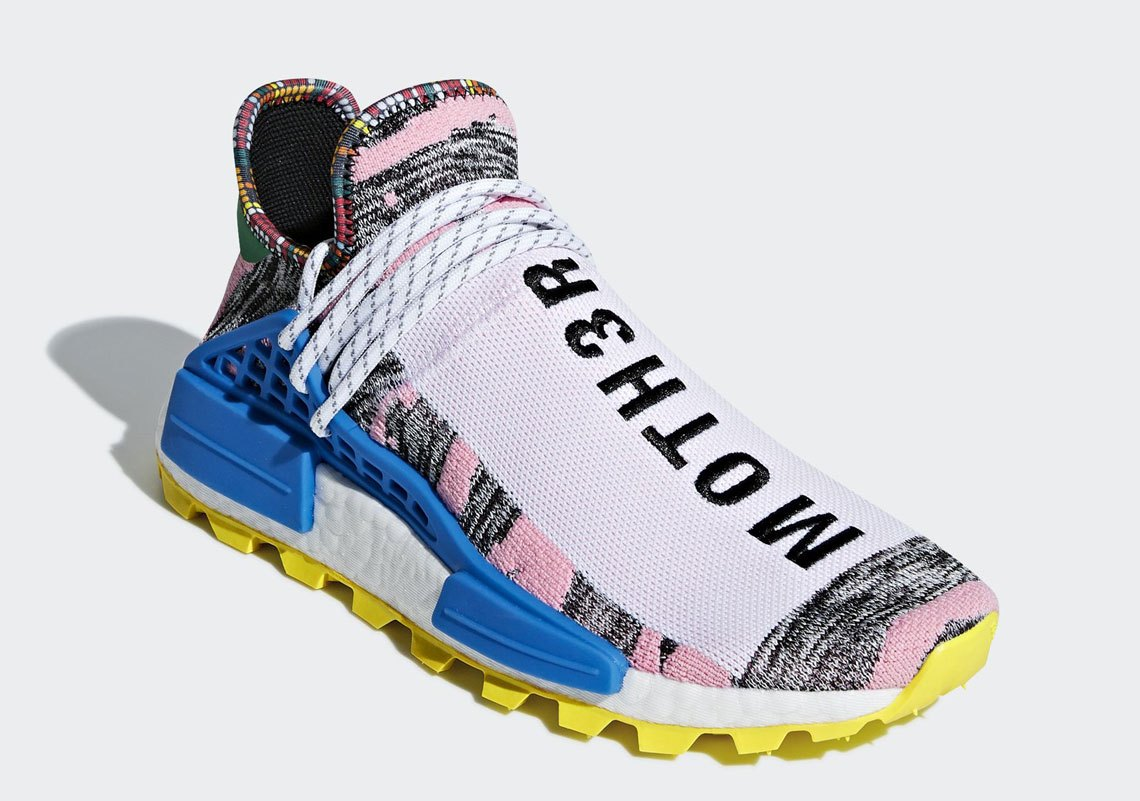 a1fedd783 Welcome the Pharrell x adidas NMD Hu MOTH3R This August - The Drop Date