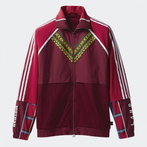 ADIDAS ORIGINALS BY PHARRELL WILLIAMS AFRO HU TRACK TOP