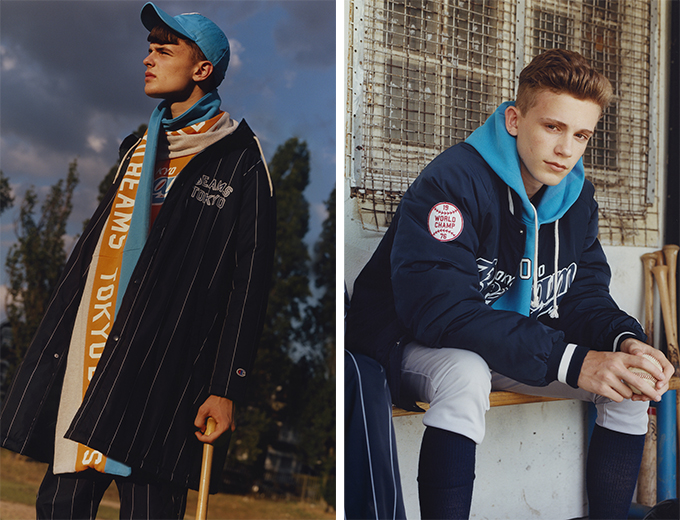 CHAMPION X BEAMS AW18 COLLECTION
