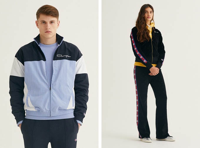 CHAMPION FALL/WINTER 2018 COLLECTION