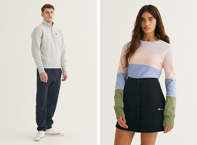 CHAMPION AW18 COLLECTION