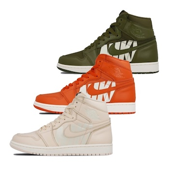 a5ccf51736c1 Nike Air Jordan 1 Retro High OG - NIKE AIR PACK - AVAILABLE NOW ...