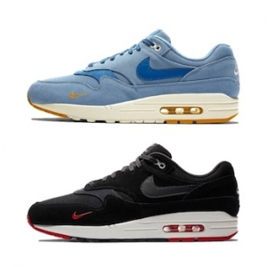 9da9f364fd3f Nike Air Max 1 Premium - Mini Swoosh - AVAILABLE NOW - The Drop Date