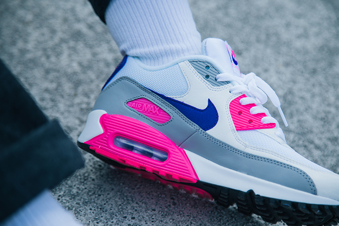 548601351d804f The NIKE AIR MAX 90 WMNS COURT PURPLE is AVAILABLE NOW  hit the banner below  to pick up a pair at NIKE today.