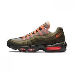 f19c3b3eb86771 Nike Air Max 95 - Total Orange - AVAILABLE NOW - The Drop Date