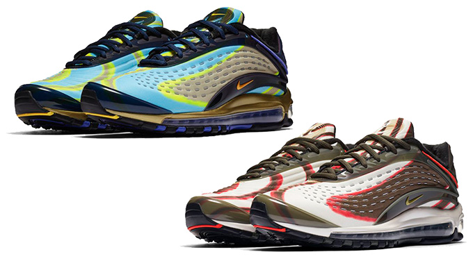 separation shoes 892d1 7832f Nike Air Max Deluxe