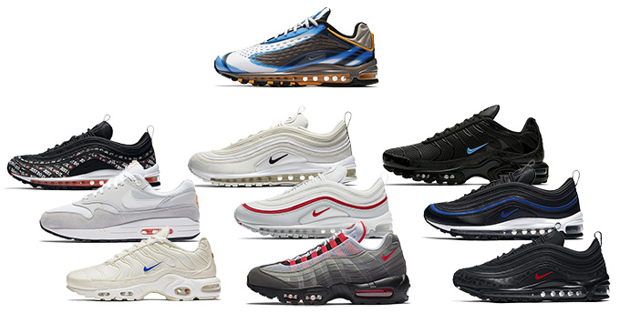 sports shoes e523f 3e6f5 Nike Air Max Collection