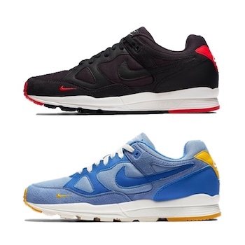 c7a8ec2d249fa0 Nike Air Span 2 SE - MINI SWOOSH - AVAILABLE NOW - The Drop Date