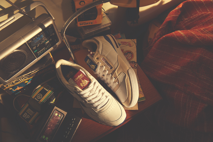 9765ddafdd733 Common Youth  Footpatrol and Highs   Lows for Reebok Classic - The ...