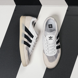 adidas aloha super mark gonsalez white black