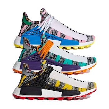 bcf9ec6e30875 adidas Originals x PHARRELL WILLIAMS SOLARHU NMD - AVAILABLE NOW ...