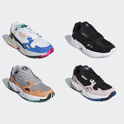 adidas falcon fall colourways