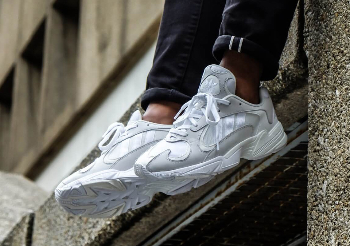 Walk on Clouds with the adidas Yung-1 Cloud White - The Drop Date 06f4607ed