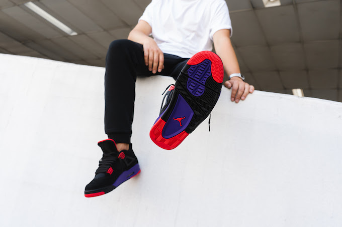 low priced f74f4 6553d Air Jordan 4 Raptors. Images  OVERKILL