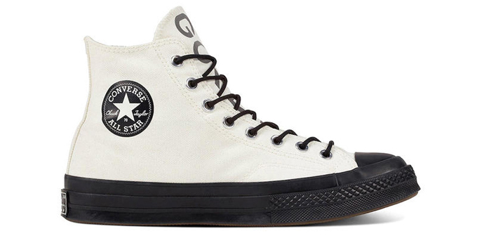 Beat the Weather with the Converse Chuck Taylor All Star 70