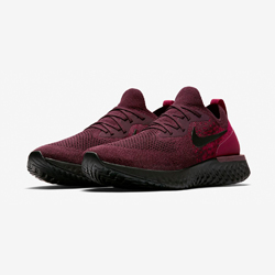 9559a11e346 Stick to the Shadows with the Nike Epic React Deep Burgundy