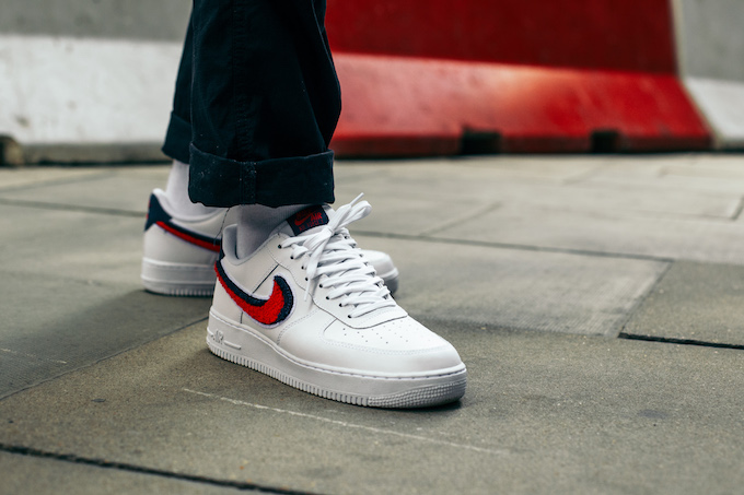 Buy Nike Air Force White On Feet 60 Off Online